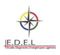 Edel thermique Logo